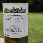 Augusta Winery 2009 Chambourcin review