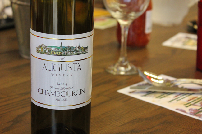 Missouri Chambourcin wine review