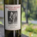 Smith-Berry Winery Brother John Syrah Chambourcin blend