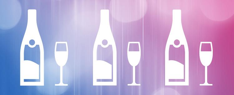 Top Champagne in Illinois & Missouri