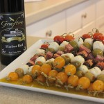 Grafton Winery's Harbor Red food pairing