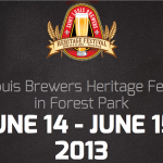 St. Louis Brewer's Heritage Festival 2013